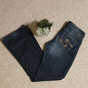 Silver Jeans, Lola Boot Cut, 29x33